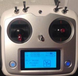 radiocomando flysky fs i6s