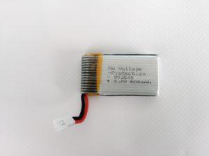 Batteria Li-Po 600mAh 3.7V