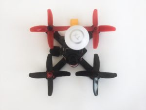 Eachine Falcon 120 propeller