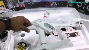 Migliori droni per iniziare: Goolsky MJX X101