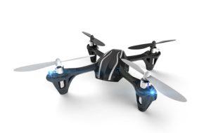 Regalare un drone: Hubsan H107 X4