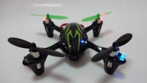 Migliori droni per iniziare: Hubsan H107C X4