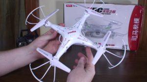 Migliori droni per iniziare: Quadricottero Syma X5C