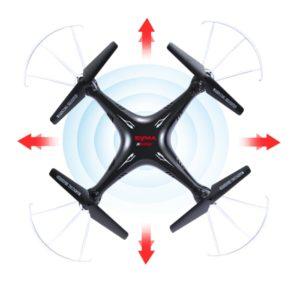 Regalare un drone: SYMA X5SW