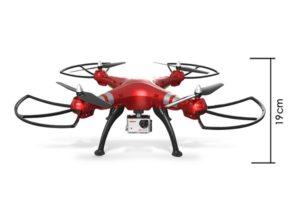 Droni da meno di 200 euro: SYMA X8HG