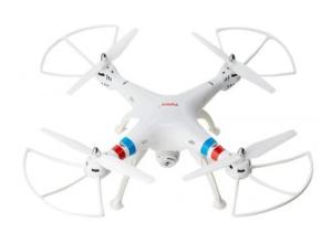 Droni da meno di 100 euro: Syma x8C