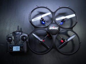 Migliori droni per iniziare: UDI U818A-HD