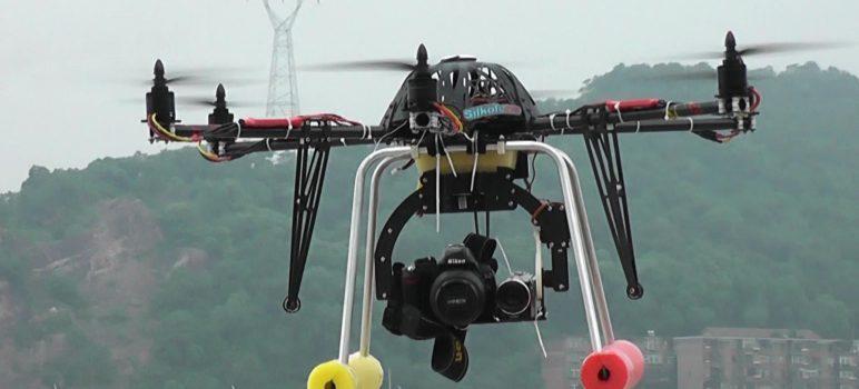 reflex-per-drone